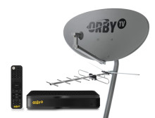 Satelita EUTELSAT 117 West A wybrany przez Orby TV dla nowych satelitarnych usług DTH w Stanach Zjednoczonych