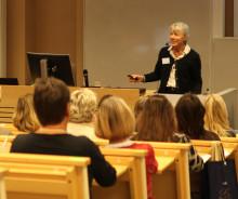 Stort intresse för sårkonferens
