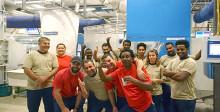 Rekryteringsutbildning för jobb och integration – alla fick anställning!