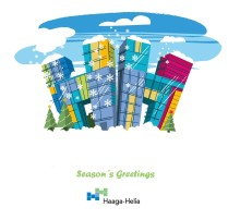 Happy winter holidays on behalf of Haaga-Helia Estonia!