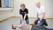 Røde Kors og Apotek 1 tilbyr hjertestarterregister