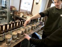 Öl med terroir kan bli verklighet när Skåne samarbetar med Småland
