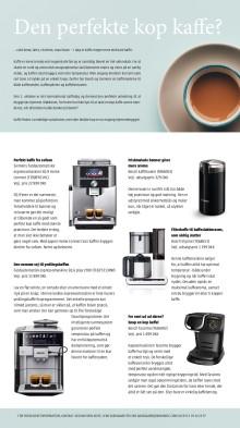 Den perfekte kop kaffe?