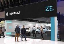 Renault och Bilia öppnar showroom för elbilar