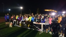 Course Run in the Dark - Edition 2016