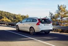 Volvo Cars S60 och V60 Dynamic Edition kompletterar körglädje med design