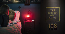Belloras skärmfria hotellrum – en global världsnyhet!