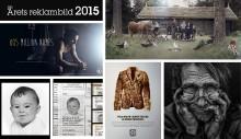 De kan vinna Årets Reklambild 2015