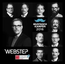 Vi på Webstep stödjer kampen mot prostatacancer