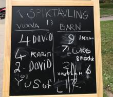Festligt när Ängsholmsgränd firade 50 år!