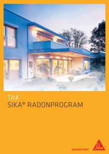 Sika Radonprogram