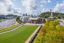 Bohusläns museum pratar hållbarhet på Bokmässan