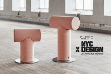 Materia fick prestigefyllt designpris i New York.