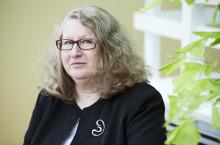 Växtprofessor tilldelas Umeå universitets förtjänstmedalj