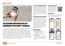 Informationsblad SSG On site