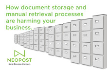 How manual document storage and retrieval processes are harming your business