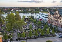 P2 i Parken tillbaka under Umeå Live