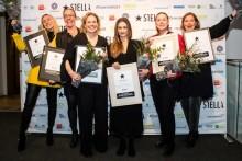 Stella hyllar kvinnor inom svensk gastronomi