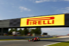Spaniens GP: Pirelli PZero soft i pole position