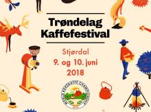 Trøndelag Kaffefestival 9. – 10. juni 2018