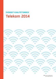 Svenskt Kvalitetsindex telekom 2014