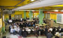 Arkitema Change: 49 designforslag til Varvsstaden i Malmø
