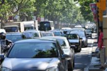 Trafikköerna ska minska i Solna