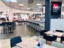 Sushi Yama öppnar nytt i Linköping
