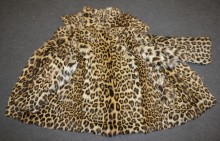 Man who sold fur coats made out of endangered leopards and wolves sentenced