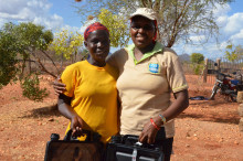 Solskenshistorier från Kenya