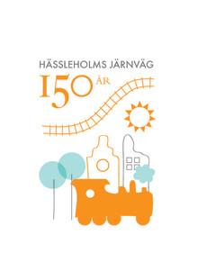 Pressinjudan: Hässleholms järnväg 150 år