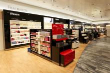 Ny storbutikk åpner på Oslo Lufthavn
