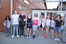 Ungdomar gör sommarturné i Kungsbacka