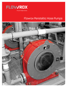 Flowrox Peristaltic Hose Pumps US