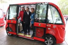 Nå er Ruters første selvkjørende busser i drift
