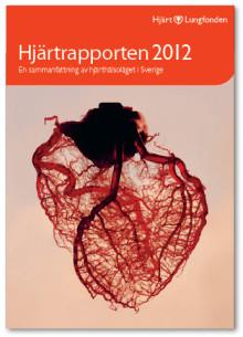 Hjärtrapporten granskar hjärthälsoläget i Sverige