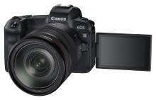 Canon lanserer et nytt fullformat kamera og nye objektiver i det revolusjonerende nye EOS R-systemet