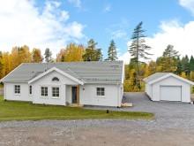 Nytt visningshus i Umeå