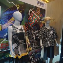 Wujudkan Imajinasi dan Kreatifitas dengan Epson Digital Textile Printing