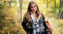 Veckans stjärnbarnvakt - Ella från Värmdö