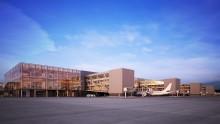 Ramboll utvecklar landmärke på Arlanda