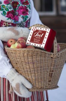 Årets julknäcke smakar äpple och kanel