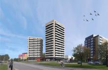 AB Bostäder storsatsar på nyproduktion av 100 nya bostäder på Hulta Torg!