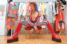 """Konsertshowen """"Bowie Experience"""" från England gör dundersuccé runt om i Europa -I höst väntar Sverigeturné!"""