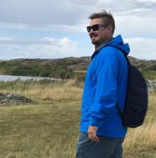 Niklas Svensson var först ut att anmäla sig till Vansbrosimningen 2018