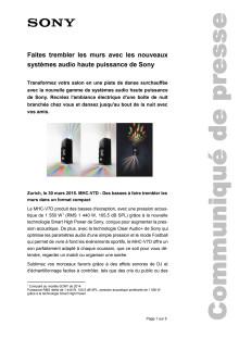 Communiqué de presse_HighPoweredSystems_150330_F-CH