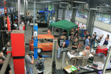 Erlös vom Tuning-Treffen der TyreXpert Autowerkstatt geht an Bärenherz