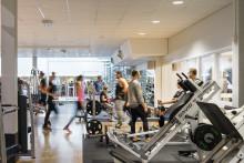 Allt fler besöker gymmet – IKSU utökar och utvecklar gymmen på IKSU sport och IKSU spa.
