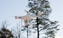 Ny avdelning på Elmia Wood: Nu är tiden mogen för drönare i skogsbruket
