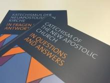 Katechismus in Fragen und Antworten erschienen